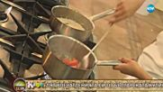 Перуанска, мексиканска и Никей кухня на кулинарния фестивал в Банско - На кафе (01.12.2017)