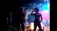 Rebeka Brown Real Things - Discodramah Freedom Festival Torremolinos 8.8.09