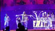 Violetta Live: 26 En mi mundo Тулуза