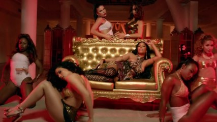 David Guetta - Light My Body Up (feat. Nicki Minaj & Lil Wayne) (Оfficial video)