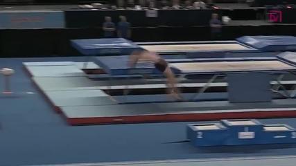 Гимнастик от висока класа