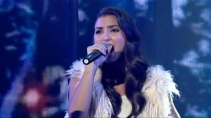 Християна Лоизу - Adagio - X Factor (24.12.2015)