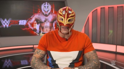 Как се чувства Рей Мистерио като част от Greatest Royal Rumble