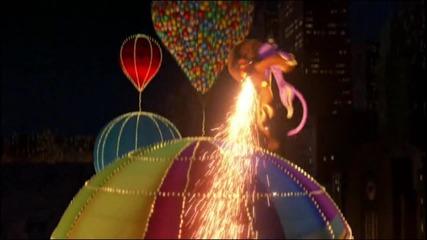 Забавна част от филма - Мадагаскар 3(смях)