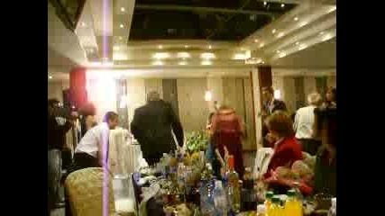 На сватба в София