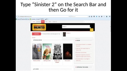 Sinister 2 is Available Here in Full Length