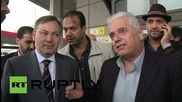 Germany: Mansour punished for exposing murder of Gazans - PGD chair