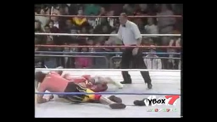 Wwf This Tuesday In Texas 1991 - Randy Savage vs Jake Roberts