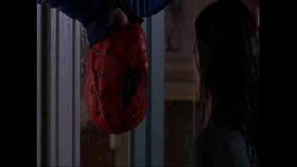 Seth & Summer Spiderman - Kiss