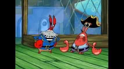 Sponge bob season 6 - Grandpappy The Pirate