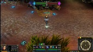 Nightblade Irelia League of Legends Skin Spotlight