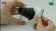 Samsung Galaxy Camera - един умен фотоапарат