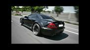 Inden Design Mercedes Sl63 Amg Black Saphire