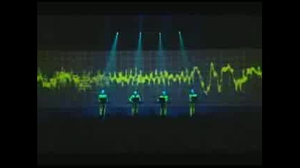 Electro Cardiogram Kraftwerk