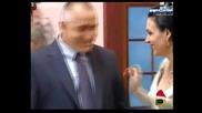 Бойко Борисов Влезе В Сапунен Сериал - Господари На Ефира 15.12.2008