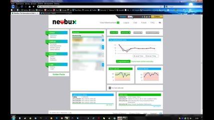40$ плащане от Neobux - пари от нета