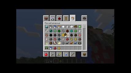 Minecraft епизод 1 tosheto890:predstaviane