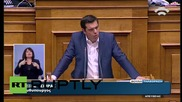 """Greece: Juncker's suggestions """"negative"""" says defiant Tsipras on IMF deadline day"""