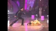 Mario Lopez Dancing The Paso Doble