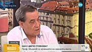 Проф. Миланов: Цвети Стоянова има нужда от добра рехабилитация