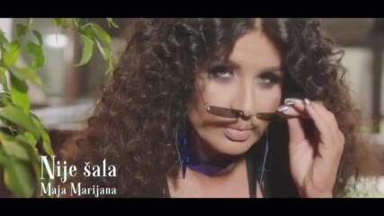 Maja Marijana - Nije šala ( Official Video 2021 )