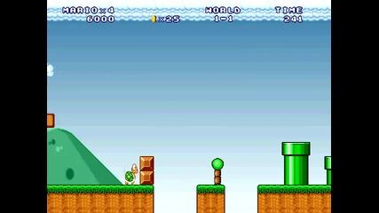 Дай да те науча да играеш - Mario Forever
