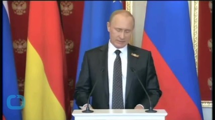 Putin: Peace Process In Eastern Ukraine Was Progressing Despite Difficulties