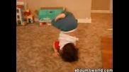 Бебе Танцува Истински Breakdance