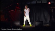 11. Justin Bieber - Eenie Meenie _ Concert Mexico Live High Definition