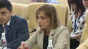 Russia: French and Russian delegates discuss legal rights in Crimea