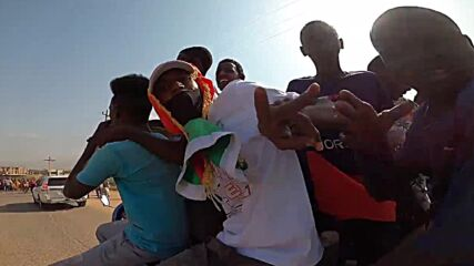 Sudan: Demonstrations on Khartoum streets in opposition to the military coup
