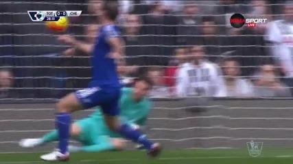 ВИДЕО: Тотнъм - Челси 0:0