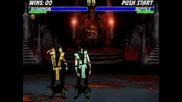 Mortal Kombat - Fatality , Brutality , Animality I Friend Sh