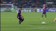 Апоел ( Никозия ) 0:4 Барселона 25.11.2014