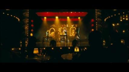 Christina Aguilera - Express ( Високо Качество ) от филма Бурлеска