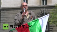Bulgaria: Anti-NATO protesters take to the streets of Sofia