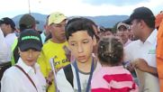 Colombia: 1,000s of Venezuelans pour into Colombia after border reopened