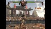 Смъртоносна битка 9 (2011): Скорпиона и обещанието му към Рейдън