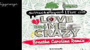Sultan + Shepard ft. Gia - Love Me Crazy ( Breathe Carolina Extended Remix )
