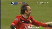 Hd720p - Двата гола на Бербатов срещу Болтън