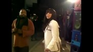 Sexy: Lisaraye Dancing To Jay Seans Song! (behind The Scenes)