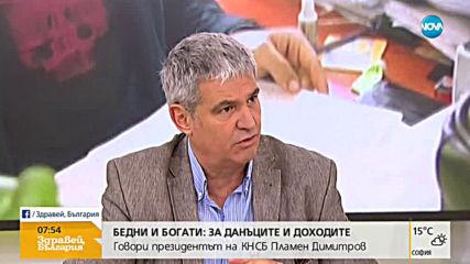 Президентът на КНСБ: Смятам, че има манипулации на пазара на промишлен ток