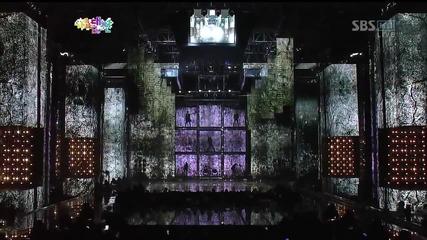 [бг превод] Dynamic Black ( 2am B2st Teen Top Mblaq Infinite)- Yesterday Live
