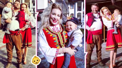 Стар обичай: Антония Петрова спретна прощъпалник за сина си! Ето какво си избра той