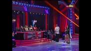 Dancing Stars - Предизвикателството на Галена - Дарин Ангелов и Ани (20.05.2014г.)