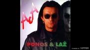 Aca Lukas - Ja ne mogu bez tebe - (audio) - 1995 ITV Melomarket