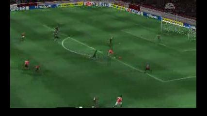Fifa 09 Berbo Goal