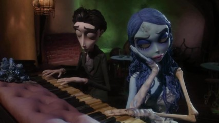 P!nk - The Great Escape ( Corpse Bride)
