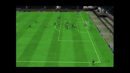 Fifa 10 - Добър Гол