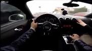 Петър Иванов - Шейха Audi S7 ..
